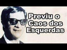 """CHICO XAVIER ELOGIAVA A """" DITADURA MILITAR """" PARA COMUNISTAS E BANDIDOS !"""