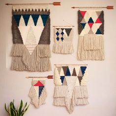 Custom Hand Woven Wall Hanging-prices vary by SmoothHillsWeaving