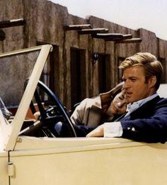 "Natalie Wood & Robert Redford, ""Inside Daisy Clover,"" 1965"
