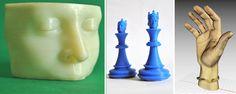Eventy 3D Toothbrush Holder, 3d