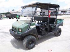 2011 Kawasaki Mule 4010 Trans 4WD KAF620R 4 Passenger 4x4 Gas ATV UTV REPAIRapply now www.bncfin.com/apply