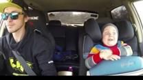 Dad Takes Three-Year-Old on Drive of His Life   Storyful - Yahoo Screen
