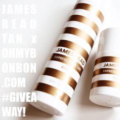 Bon Bon | James Read Express Mask Tan Set #Giveaway