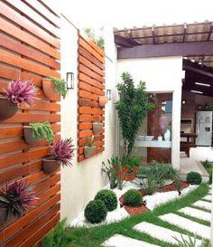 Přední zahradní architekt radí:Zapomeňte na túje, toto jsou perfektní nápady, jak využít prostor u plotu! - Strana 2 z 2 - Rady nad zlato