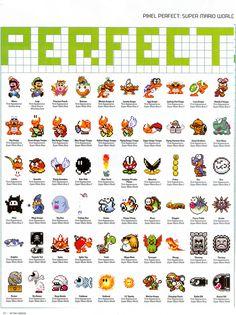 all maro caritors   In 1995, Nintendo released a sequel to Super Mario World : Super Mario ...