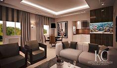 dekovorschl ge f r wohnzimmer mit essbereich wei e ledersofas holz esstisch wandregale casa. Black Bedroom Furniture Sets. Home Design Ideas