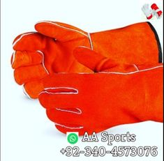 No1 Welding gloves  +92 340 4573076 whatsapp & personal Number  Email=aasports09@gmail.com  These durable cowhide welding gloves feature kevlar stitching for long-lasting protection against burns.#grain #motorcycle #cotton #army #fitness #firewapda Gym Gloves, Safety Gloves, Hand Gloves, Work Gloves, Welding Gloves, Rubber Gloves, Burns, Stitching, Army
