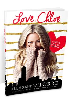 Love Chloe is coming March 14th! Click the image to read the first two chapters and find out more about this standalone romance from New York Times Bestseller Alessandra Torre!