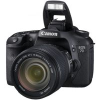 Canon EOS 7D DSLR with EF-S 15-85mm f/3.5-5.6 IS USM Lens