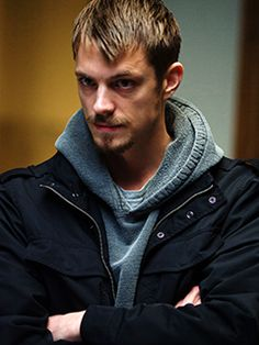 "Joel Kinnaman- Swedish actor in the tv series ""the Killing"" - Interview: http://youtu.be/-NUg2IAC6Rg"