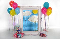 Kids DIY Photobooth backdrop | Scene-Setter