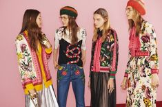Gucci Garden, la première collection capsule d'Alessandro Michele Gucci Fashion, Fashion Week, World Of Fashion, Fashion Brand, Spring Fashion, Style Fashion, Collection Capsule, Cruise Collection, Exclusive Collection