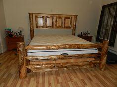 Rustic Bedroom Furniture | Rustic Bedroom Furniture : Adirondack Log Furniture