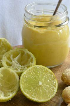 Celebration Treats 4U: Lime Curd