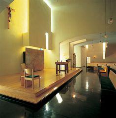 Chapel of St. Ignatius, Washington, USA | Steven Holl  ©2009 Henry Plummer