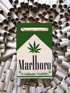 Marlboro Marijuana by shark971