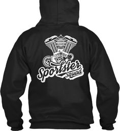 Sportster Squad Gear