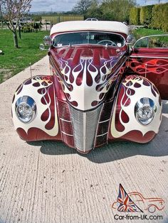 Phenomenal Finding Vintage Cars That Are For Sale American Classic Cars, Ford Classic Cars, Hot Rods, Custom Paint Jobs, Custom Cars, Plymouth, Hot Rod Autos, Vintage Cars, Antique Cars