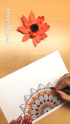 Easy Mandala Drawing, Mandala Doodle, Simple Mandala, Mandala Art Lesson, Doodle Art Drawing, Mandala Artwork, Mandala Painting, Pencil Art Drawings, Mandala Sketch