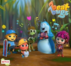 All You Need Is Love and 'Beat Bugs' on Netflix 9