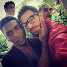 Yusuf, Daniel, Joseph, and Charles