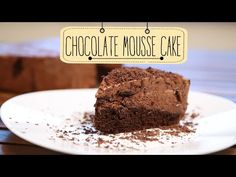 Learn how to make Chocolate Mousse Cake, a yummylicious desert cake recipe with Priyanka. The Chocolate Mousse Cake is a dessert we all crave for. After all its a combination of two of our favorite...