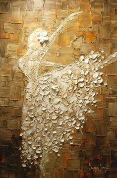 Susanna Shap ... familiar pose, but I love the texture...