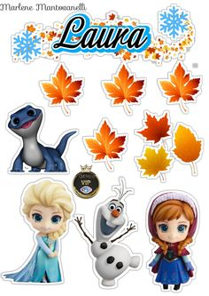 Frozen Birthday Party, 3rd Birthday Parties, Frozen Theme, Frozen Cake, Ana Frozen, Elsa And Anna Cartoon, Baby Disney Characters, Frozen Party Decorations, Frozen Toys