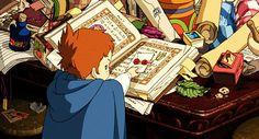 Studio Ghibli Howl's moving castle
