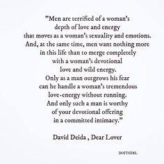 David Deida.