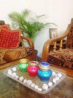 table Diwali Decor Ideas