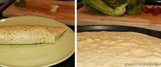 Reggelire szoktam készíteni a hamis tortillát, mert nagyon gyorsan meg van, finom, és bármivel meg lehet tölteni. A diétás tortillába bármi kerülhet amit szeretsz, de a legjobb, ha pici sovány sajttal, csirkével és jó sok zöldséggel töltöd meg. Nagyon szeretem, nem kell gyúrni,