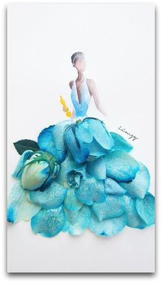 Fashion illustration by Limzy