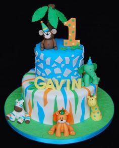 My Little Pony Fluttershy birthday cake — Children's Birthday Cakes