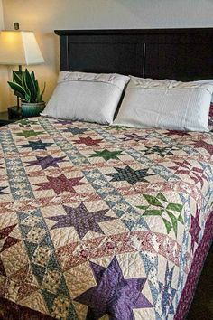 Road to Appomattox Quilt Pattern