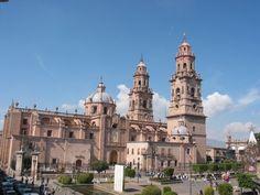 Catedral de Morelia, Michoacan México