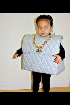 Future child's Halloween costume