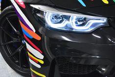 #bmw #bmwm #bmw #m4 #cs #art #car #luxury #pinterest #art Jeff Koons Art, 2010 Bmw M3, M 4, Black Sapphire, Luxury
