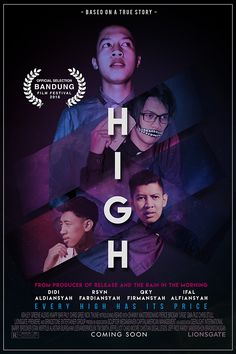 """""""High"""" This is poster parody of Urge."""