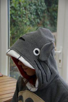 Totoro Hoodie :) 3va3va on deviantART