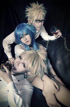 MioNE(姬) Aoba Segaraki Cosplay Photo - Cure WorldCosplay