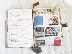 シンプルだからアレンジ自由自在。無印良品の手帳・アルバムのアレンジ&活用術 | キナリノ