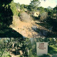 Lost in Ludo bike ride off road #RiaFormosa #algarve #Faro #cycling #biking