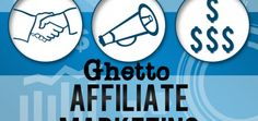 ghetto affiliate marketing logo use 2015