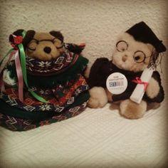 Ella es de Lima y él es de Londres. Siempre he pensado que hacen buena pareja ;) #animales #peluches #pelucheando