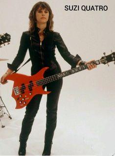 Female Guitarist, Female Singers, Female Rock Stars, Lita Ford, Women Of Rock, Estilo Rock, Guitar Girl, Women In Music, Rock N Roll Music