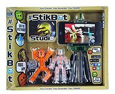 Amazon.com: Stikbot Studio: Toys & Games