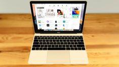 "Apple Macbook 2016 12"" ( Functional & Deco )Color: Rose Gold, Space Grey, Gold and Silver Display Screen: Mac OS Sierra Desktop Screen, Sierra App Store, Custom Desktop Screen, etc. Vertices/Polygons:..."