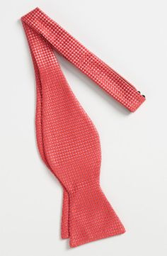 Ted Baker London Silk Bow Tie | mens bow tie | menswear | mens style | mens fashion | wantering http://www.wantering.com/mens-clothing-item/ted-baker-london-silk-bow-tie/abmhN/