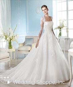 San Patrick Bridal Gown Halory